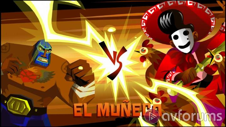Guacamelee! 2 Behind The Mask