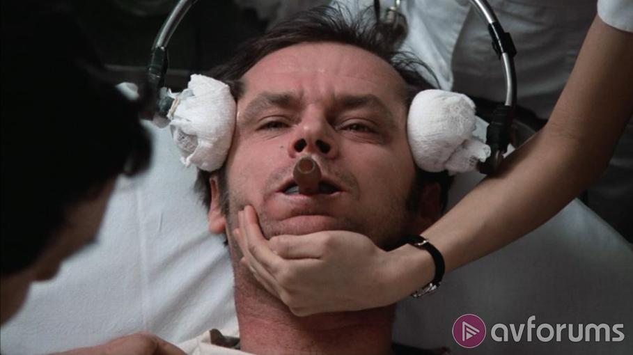 One Flew Over The Cuckoo's Nest Blu-ray Review