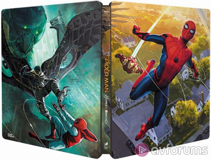 Spider-Man: Homecoming Ultra HD Blu-ray Verdict