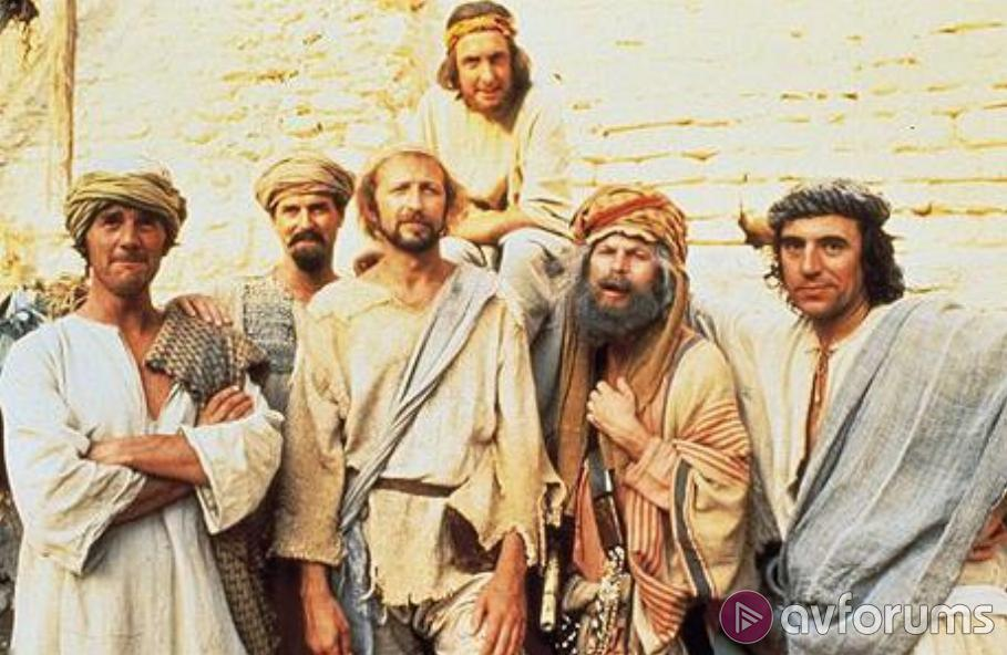 Monty Python's Life Of Brian Blu-ray Review