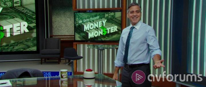 Money Monster Picture Quality