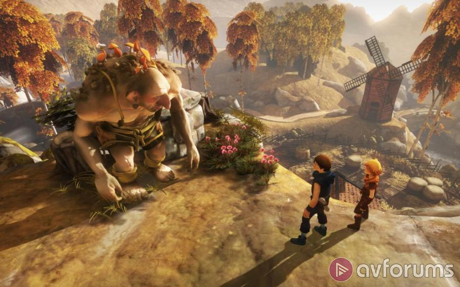 Brothers: A Tale of Two Sons PC Review