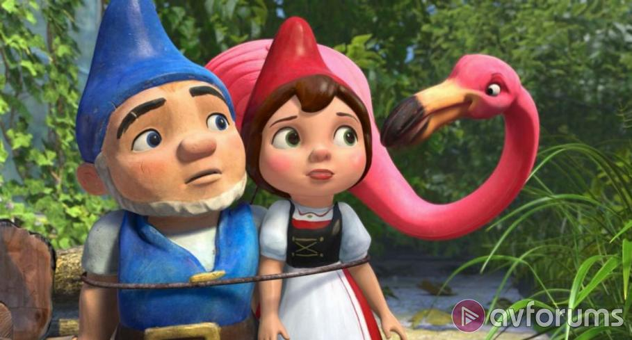 Gnomeo & Juliet 3D Blu-ray Review
