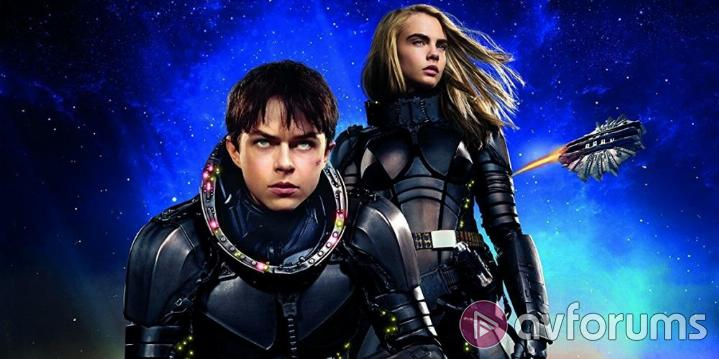 Valerian and the City of a Thousand Planets Ultra HD Blu-ray Verdict