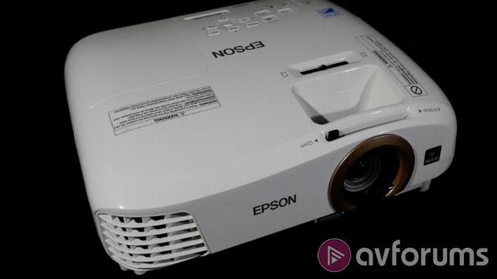 Epson EH-TW5350 Features and Specs