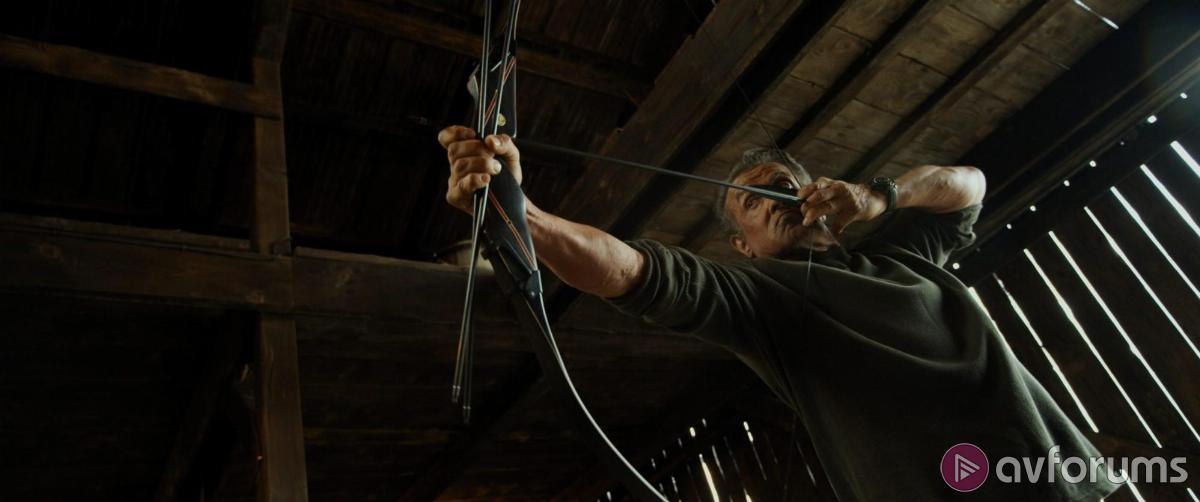 Rambo: Last Blood 4K Blu-ray