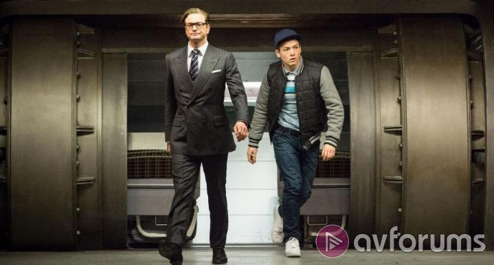 Kingsman: The Secret Service Extras