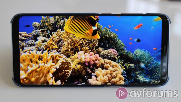 Samsung Galaxy S8 S8 Plus Smartphone Mobile Phone Review Avforums