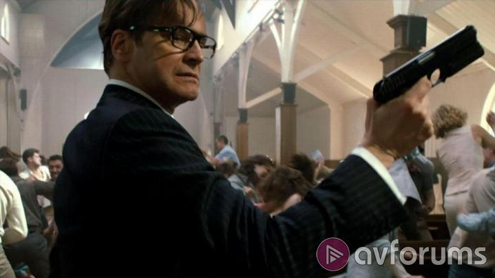 Kingsman: The Secret Service Ultra HD Blu-ray Verdict