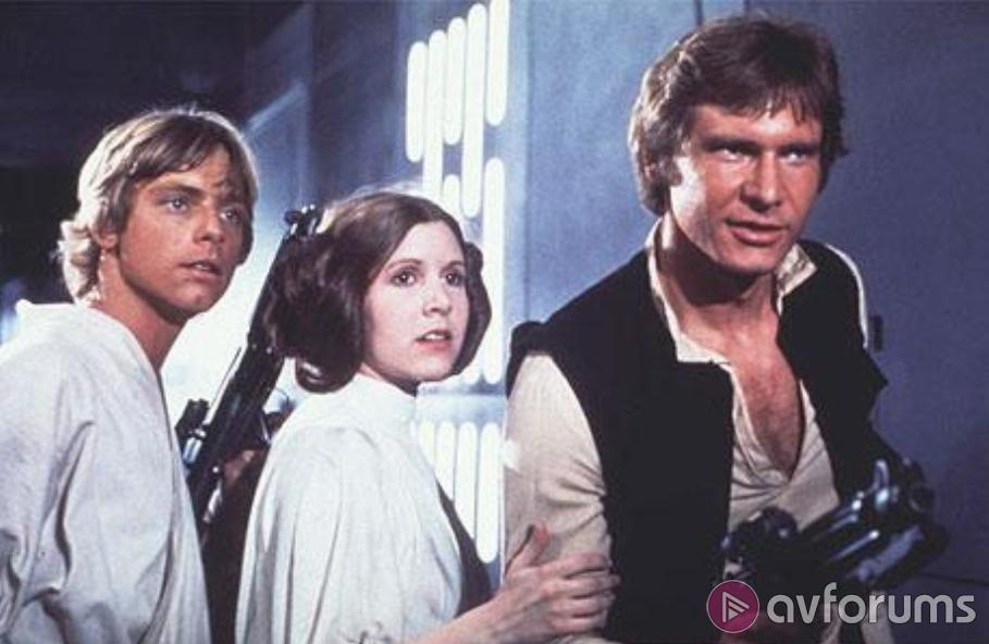 Star Wars: Original Trilogy Blu-ray Review