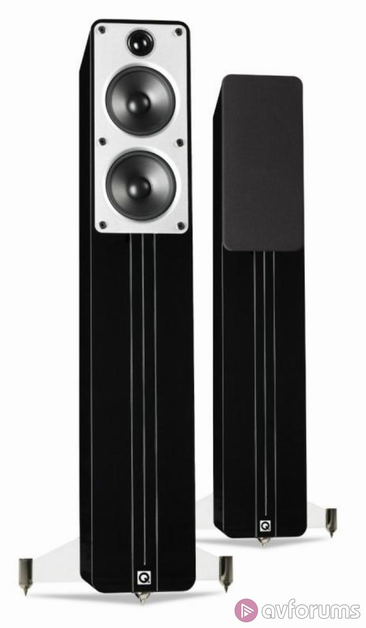 Q Acoustics Concept 5.0 Performance with Film and TV