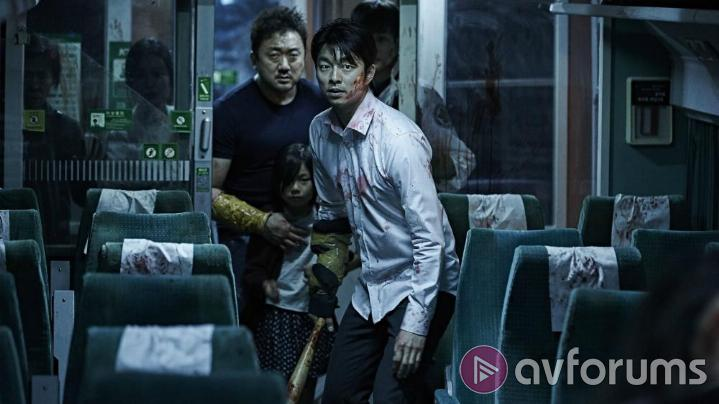 Train to Busan Picture Quality