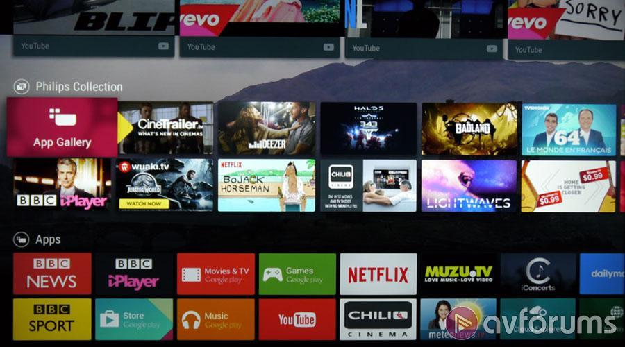 Philips 50PUT6400 Ultra HD 4K LED TV Review | AVForums