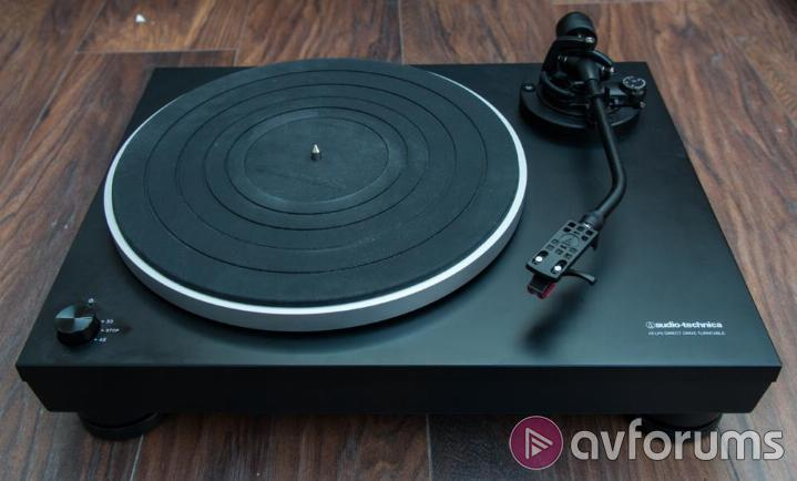 Audio Technica AT-LP5 Design and specifications.