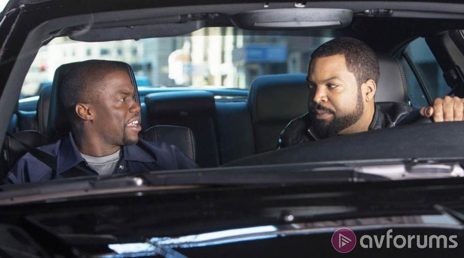 Ride Along Review
