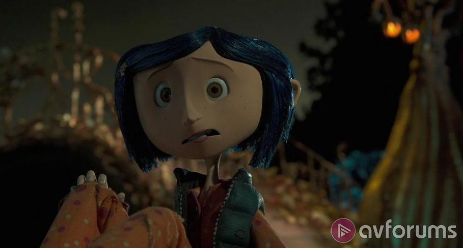 Coraline 3D Blu-ray Review