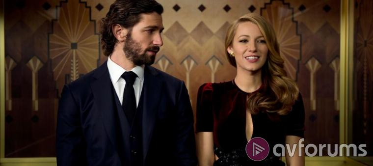 The Age of Adaline Sound Quality