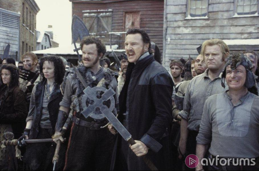 Gangs of New York - Remastered Blu-ray Review