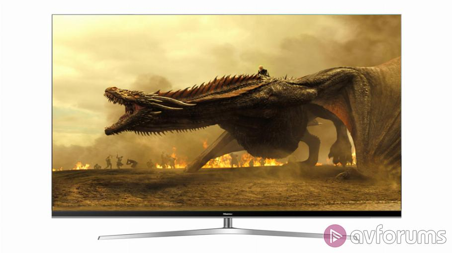 Hisense H65NU8700 4K LED TV Review