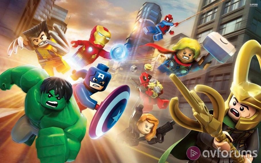 Lego Marvel Super Heroes PS4 Review