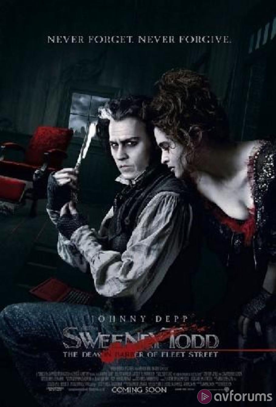Sweeney Todd: The Demon Barber of Fleet Street Review