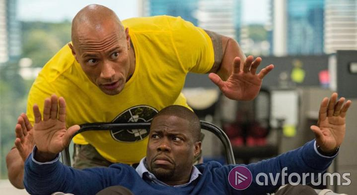 Central Intelligence Ultra HD Blu-ray Verdict