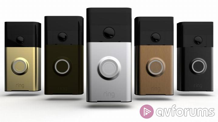 Ring Video Doorbell Design and Specifications
