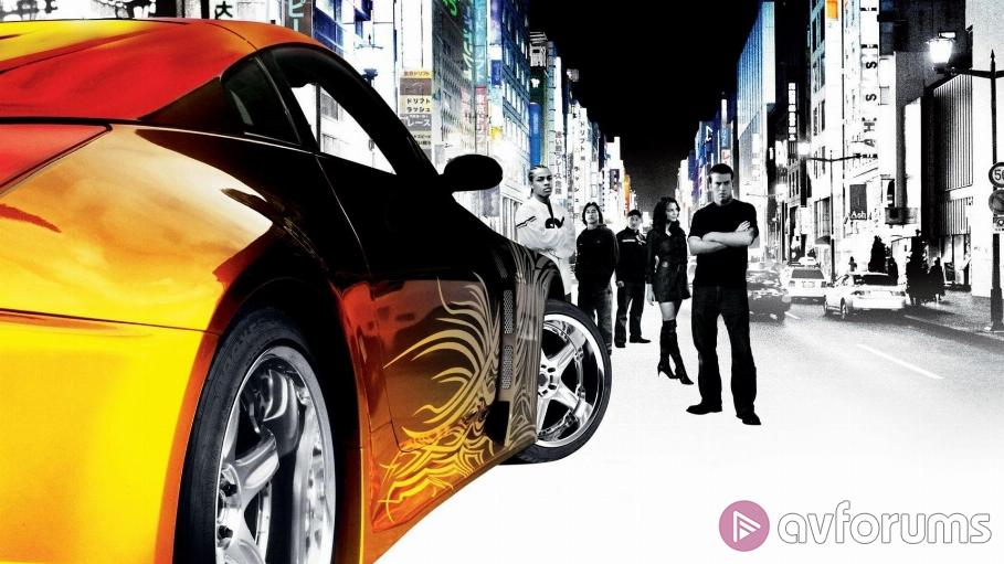 The Fast and the Furious: Tokyo Drift 4K Blu-ray Review