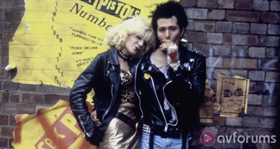Sid and Nancy Blu-ray Review