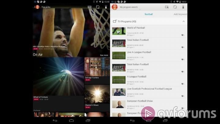 Smart TV PVR Features Explained | AVForums