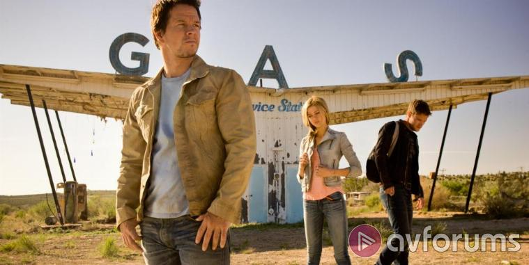 Transformers: Age of Extinction Blu-ray Picture Quality