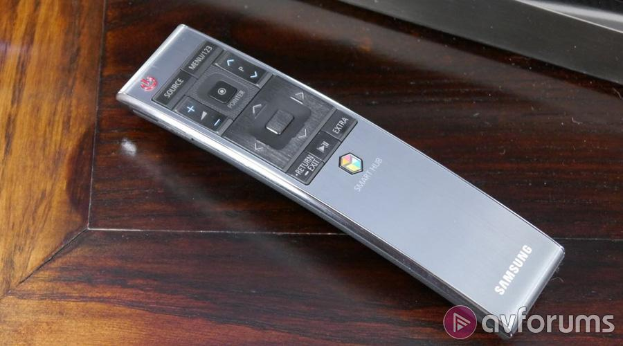 how to turn on remote pointer for samsung smart tv