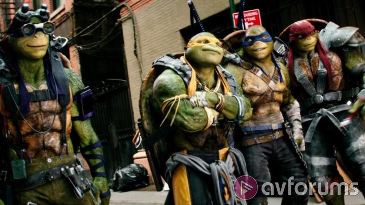 Teenage Mutant Ninja Turtles: Out of the Shadows Ultra HD Blu-ray Verdict