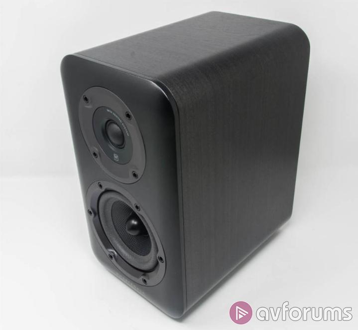 Wharfedale D320 Specification and Design