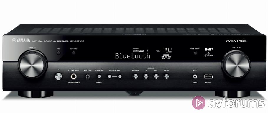 Yamaha RX-AS710D 7.2 AV Receiver Review