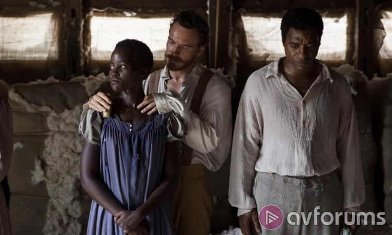 12 Years a Slave 12 Years a Slave Blu-ray Sound Quality