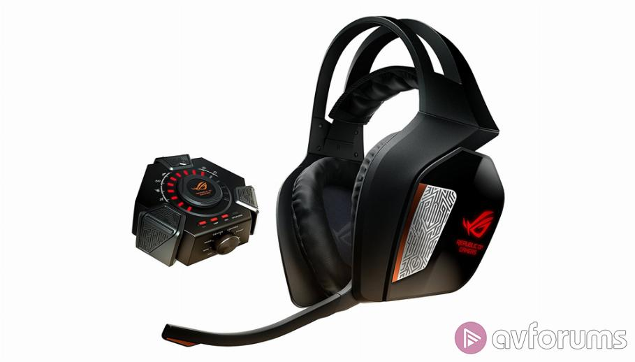ASUS ROG Centurion 7.1 Gaming Headset Review