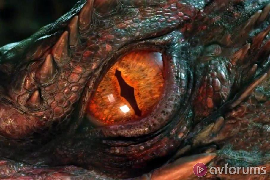 The Hobbit: The Desolution of Smaug Blu-ray Review