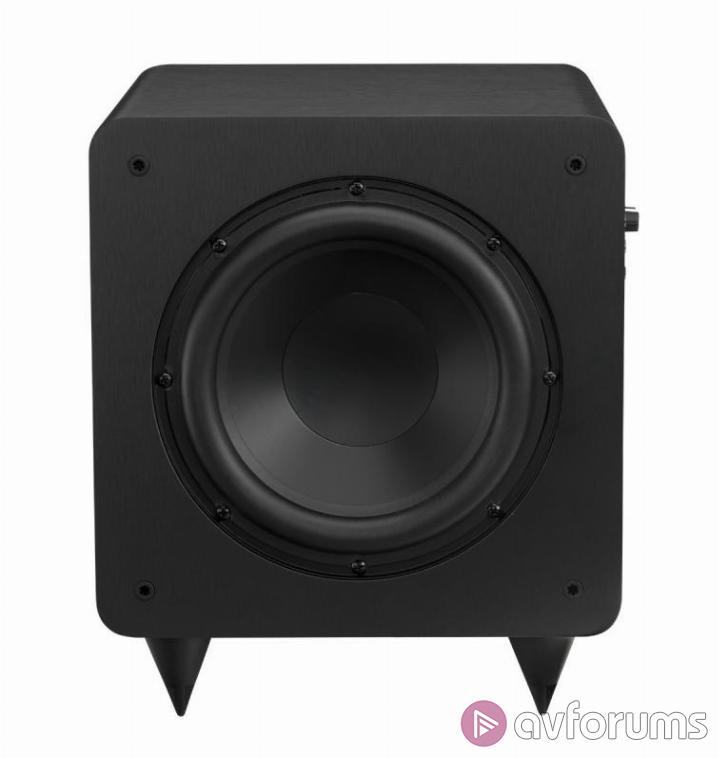 Tannoy HTS 101 XP  Tannoy HTS 101 XP- Performance with Music
