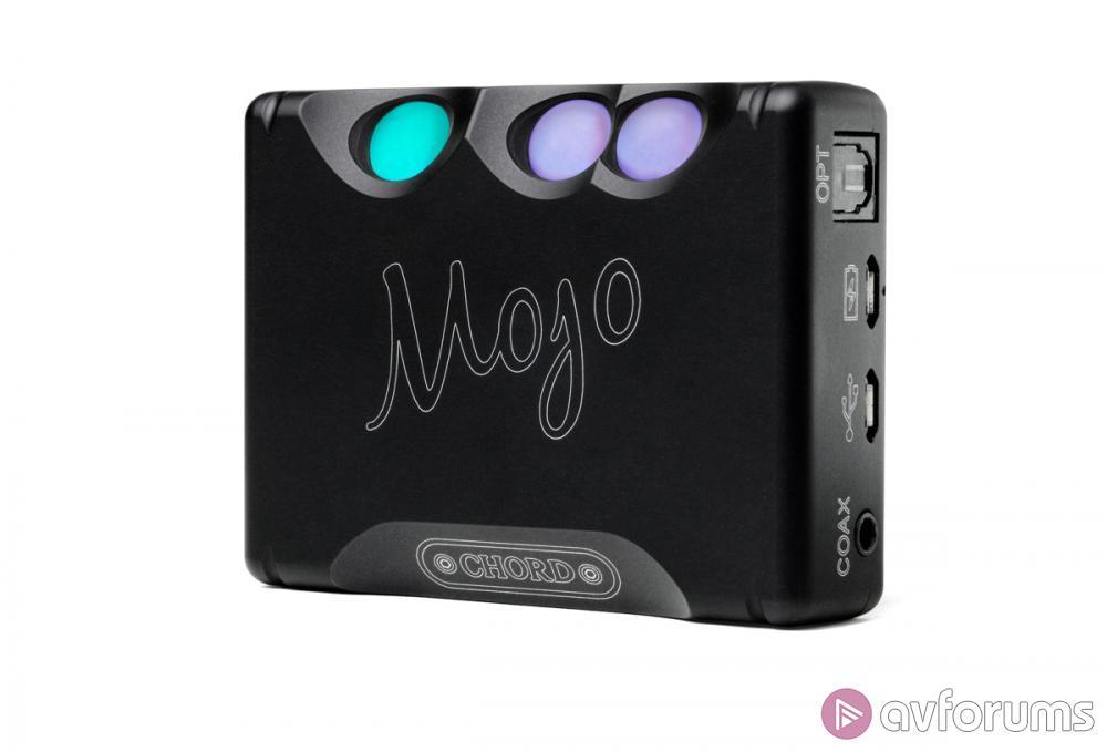 Chord Mojo DAC & Headphone Amp Review | AVForums