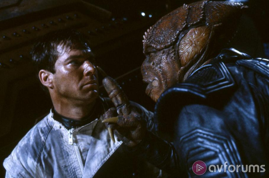 Enemy Mine Blu-ray Review