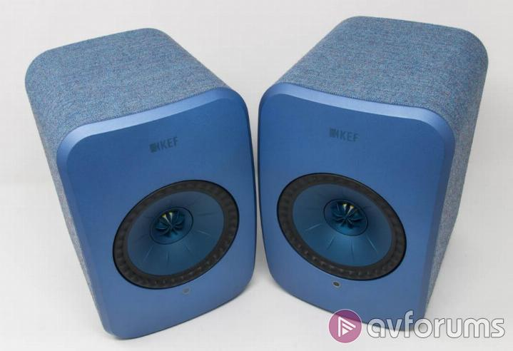 Kef LSX Specification and Design