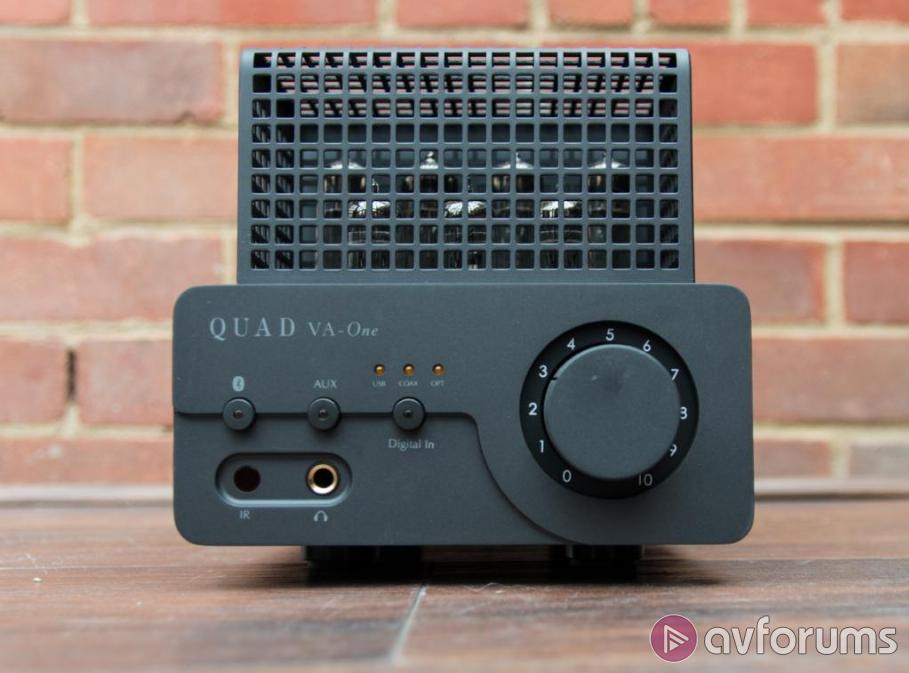 Quad VA-One Integrated Valve Amplifier Review
