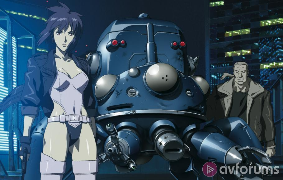 Ghost in the Shell: Stand Alone Complex - The Laughing Man Blu-ray Review