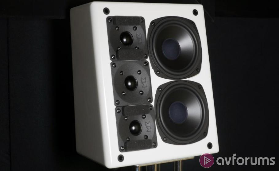 MK MP150mkII Speaker Review
