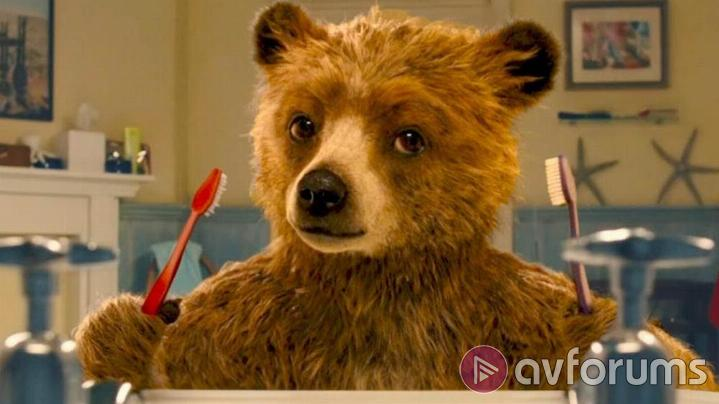 Paddington Blu-ray Picture Quality