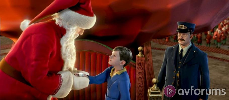 The Polar Express 3D Blu-ray Review