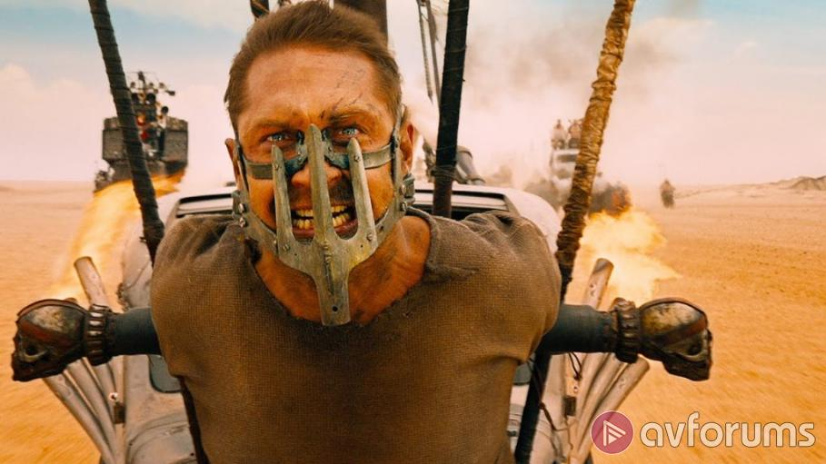 Mad Max: Fury Road Ultra HD Blu-ray Review