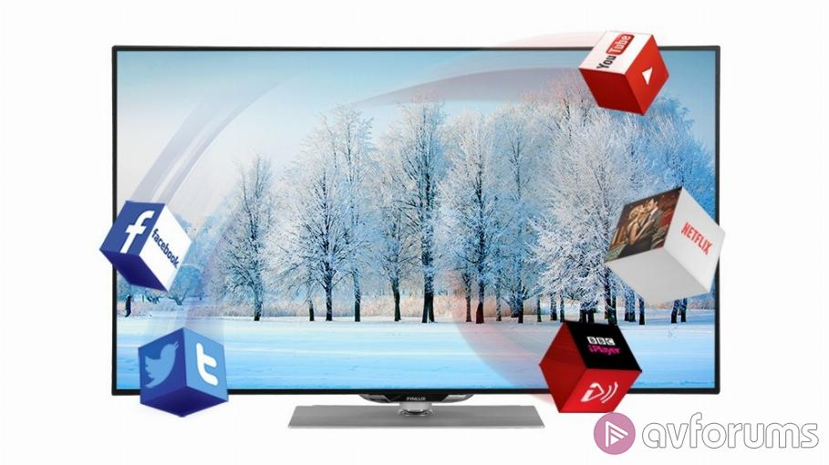 Finlux 55FME242S-T TV Review