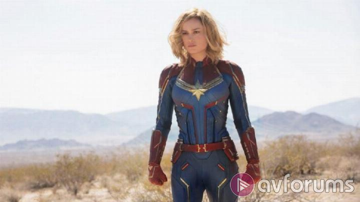 Captain Marvel Captain Marvel 4K Verdict